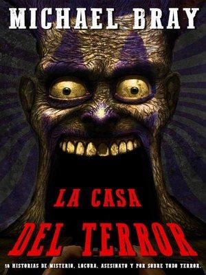 cover image of LA CASA DEL TERROR.