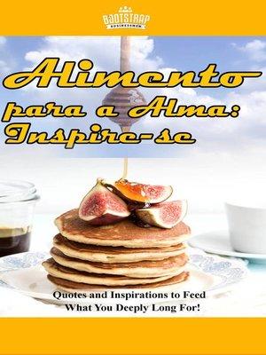 cover image of Alimento para a Alma