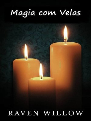 cover image of Magia Com Velas