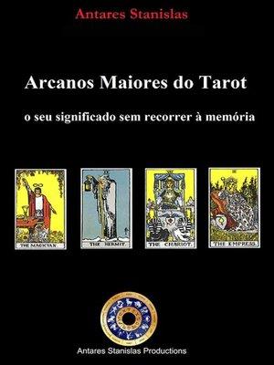 cover image of Arcanos Maiores do Tarot