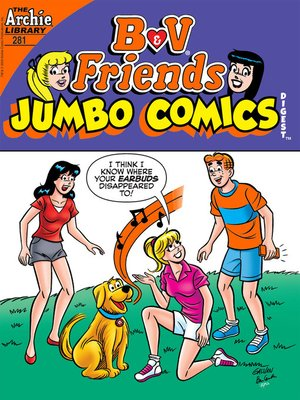 cover image of B&V Friends Double Digest #281