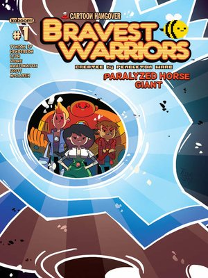 cover image of Bravest Warriors Paralyzed Horse