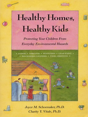 cover image of Healthy Homes, Healthy Kids