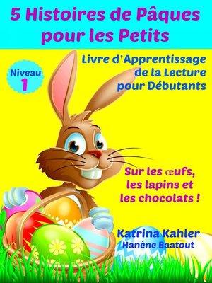cover image of 5 Histoires de Pâques pour les Petits.