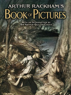 cover image of Arthur Rackham's Book of Pictures