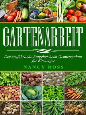 cover image of Gartenarbeit