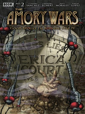 cover image of The Amory Wars: Good Apollo, I'm Burning Star IV, Issue 2