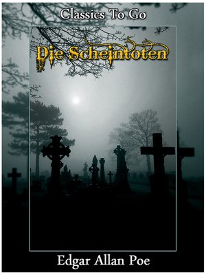 cover image of Die Scheintoten