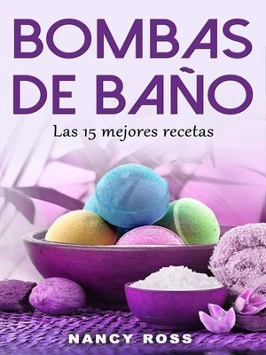 cover image of Bombas de baño