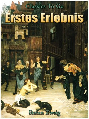 cover image of Erstes Erlebnis