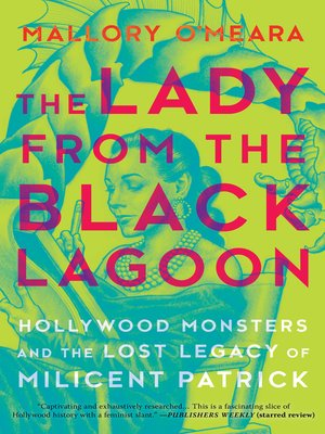 cover image of The Lady from the Black Lagoon