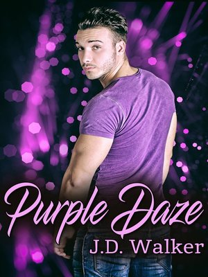 cover image of Purple Daze