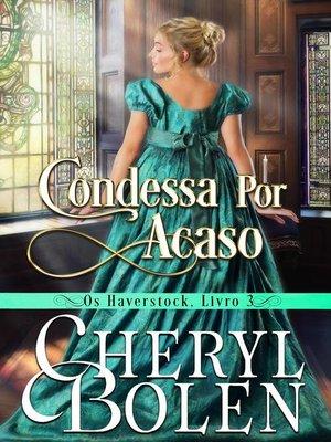 cover image of Condessa Por Acaso