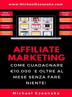 cover image of Affiliate Marketing