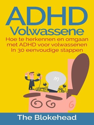 cover image of ADHD Volwassene