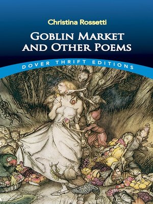 cover image of Goblin Market and Other Poems
