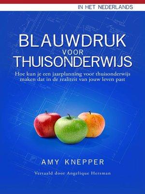 cover image of Blauwdruk voor Thuisonderwijs