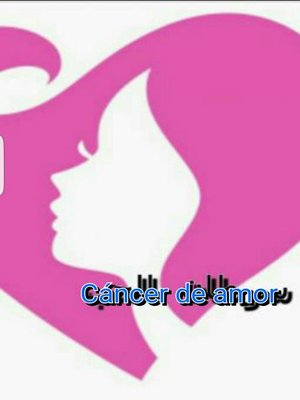cover image of Cáncer de amor