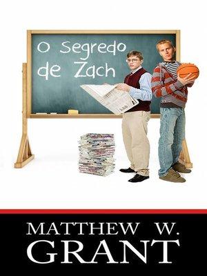 cover image of O Segredo de Zach