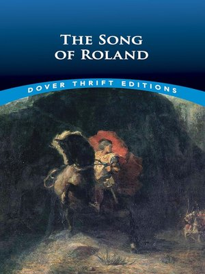 song of roland sparknotes