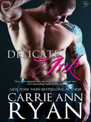 cover image of Delicate Ink