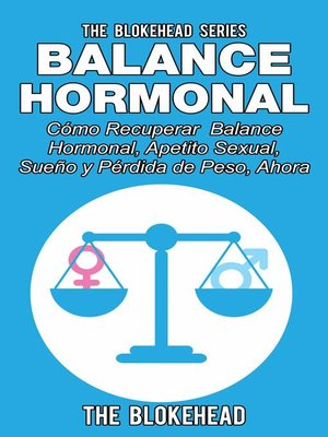 cover image of Balance Hormonal/ Cómo Recuperar  Balance Hormonal, Apetito Sexual,  Sueño y Pérdida de Peso, Ahora