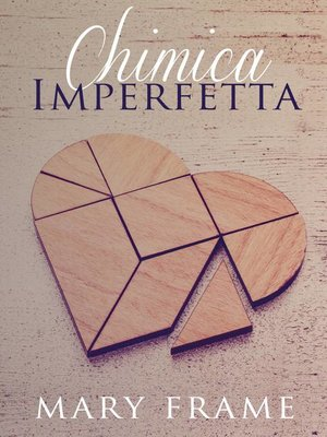 cover image of Chimica Imperfetta
