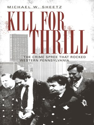 cover image of Kill for Thrill