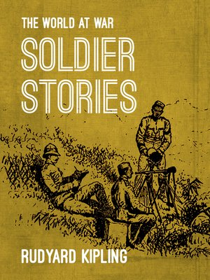 cover image of Soldier Stories
