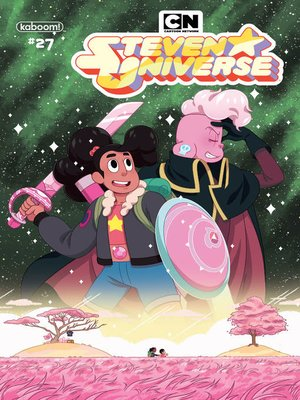 cover image of Steven Universe Ongoing, Issue 27