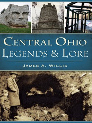 cover image of Central Ohio Legends & Lore