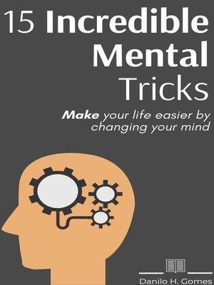 cover image of 20 Incredible Mental Tricks