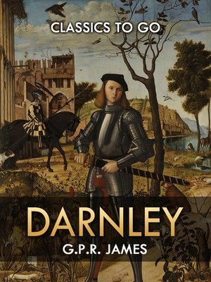 cover image of Darnley;  the Field of the Cloth of Gold