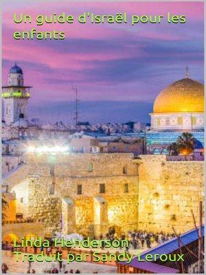 cover image of Un guide d'Israël pour les enfants