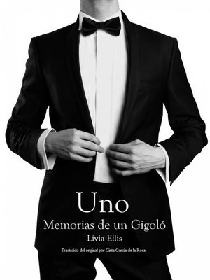 cover image of Uno--Memorias de un Gigoló
