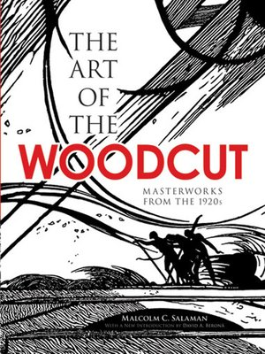 cover image of The Art of the Woodcut