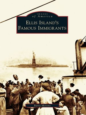 cover image of Ellis Island's Famous Immigrants
