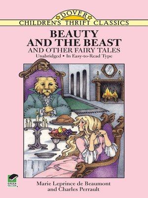 cover image of Beauty and the Beast and Other Fairy Tales