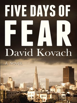 cover image of Five Days of Fear