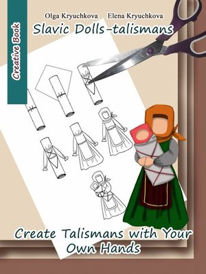 cover image of Slavic Dolls-talismans. Create Talismans with Your Own Hands