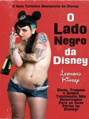cover image of O Lado Negro da Disney
