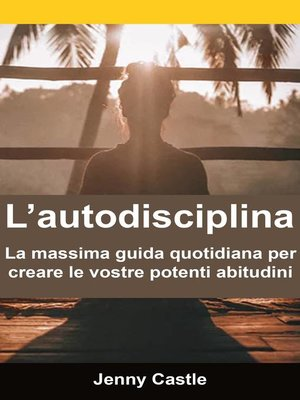cover image of L'autodisciplina
