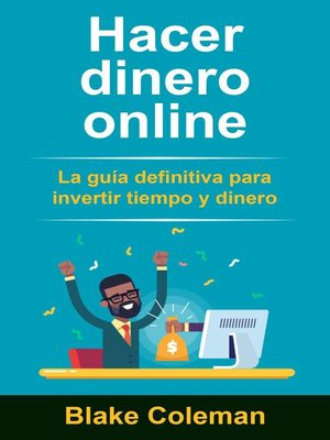 cover image of Hacer dinero online
