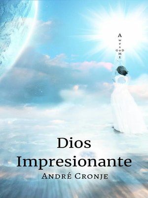 cover image of Dios Impresionante