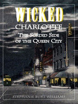 cover image of Wicked Charlotte