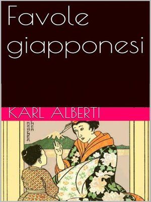 cover image of Favole Giapponesi