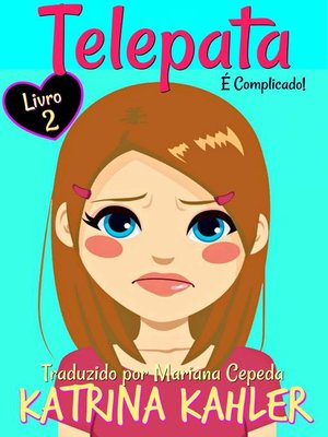 cover image of Telepata--Livro 2