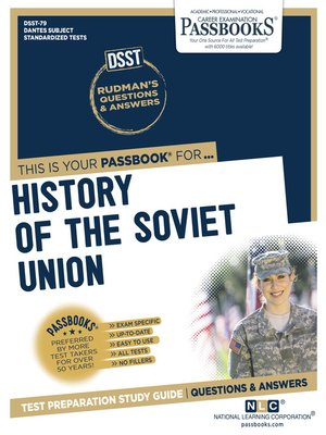 cover image of HISTORY (RISE & FALL) OF THE SOVIET UNION
