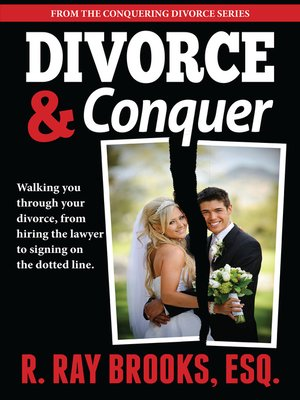 cover image of Divorce and Conquer
