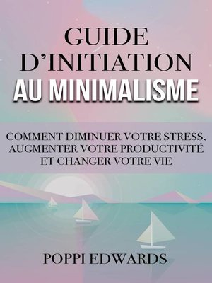 cover image of Guide d'initiation au minimalisme